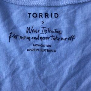 torrid Tops - TORRiD Save Second Base Breast Cancer Baseball Tee